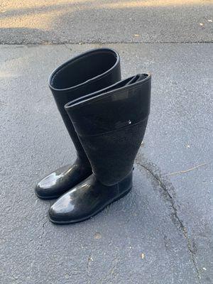 Authentic Gucci rain boots 9woman for Sale in Atlanta, GA