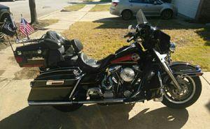 1993 Harley Davidson Ultra Classic Electra Glide w/ trailer for Sale in Haltom City, TX