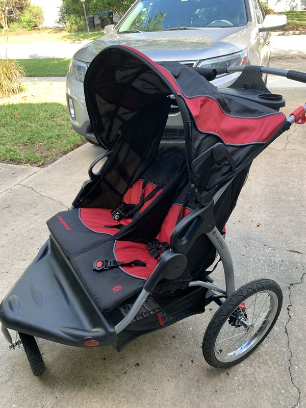 Baby Trend Double Jogger Stroller