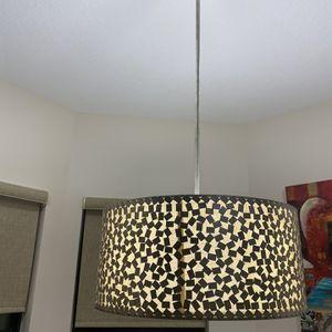 Light Fixture - Pendant Drum/chandelier for Sale in Delray Beach, FL