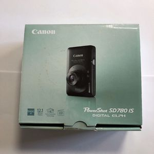 Canon PowerShot SD780IS Digital Elph Camera 12.1 MP for Sale in Rogersville, TN