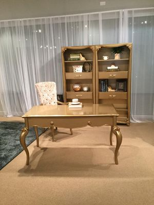 Office Desk, Bookcase, chair for Sale in The Bronx, NY