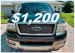 Original Owner 2004 Ford F-150 for Sale in Little Rock, AR