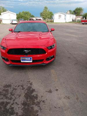 2017 ford mustang for Sale in Loveland, CO
