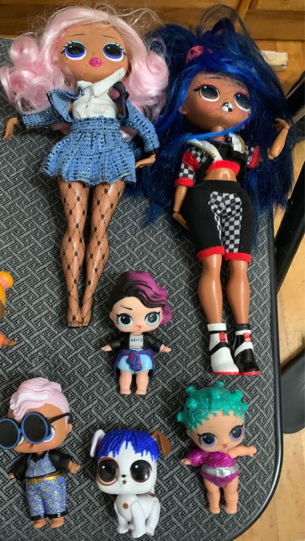 LOL surprise dolls lot 10+ lol