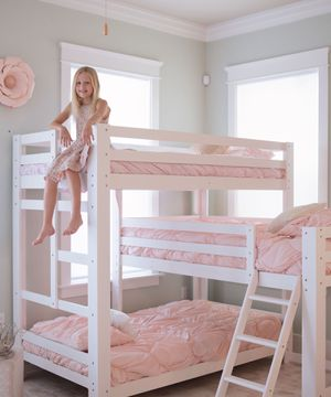 New White Triple Bunk Bed for Sale in Navarre, FL