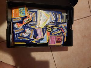 Over 3000 pokemon cards for Sale in Loxahatchee, FL