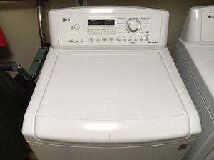 LG Washer/dryer set $500 for Sale in Grape Creek, TX