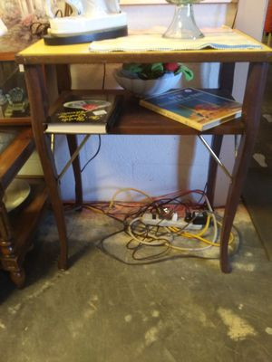 Vintage telephone table for Sale in Kenneth City, FL