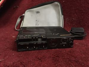 Marantz PMD-221 Portable Tape Deck for Sale in Tulare, CA