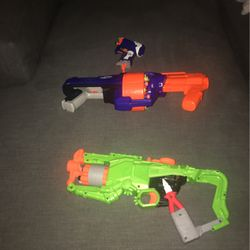 3 Nerf Guns for Sale in Alexandria,  VA
