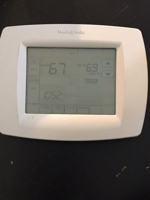 Honeywell 7 Days Programmable Thermostat for Sale in Columbus, OH