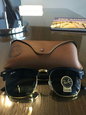 Brand New Authentic RayBan Clubmaster Sunglasses for Sale in Los Angeles, CA