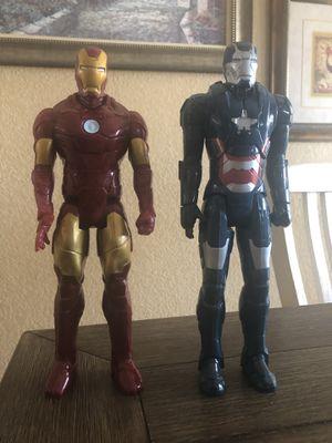 Ironman & Captain America for Sale in Las Vegas, NV