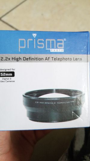 Telephoto Lens for Sale in Hialeah, FL