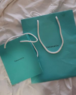 Tiffany's larger and smaller bag for Sale in San Diego, CA