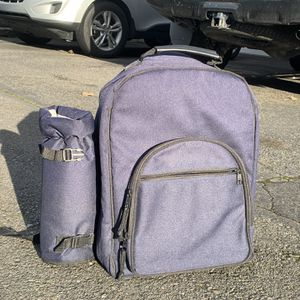 Picnic Backpack (insulated) for Sale in Kirkland, WA