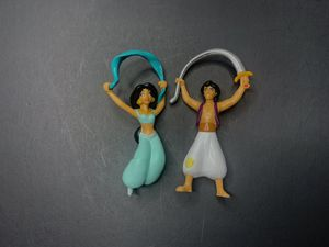 Aladdin figures for Sale in Vancouver, WA