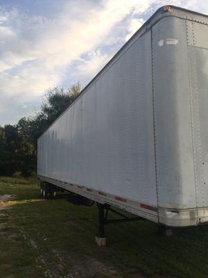 Dry Box Trailer for Sale in Sebring, FL