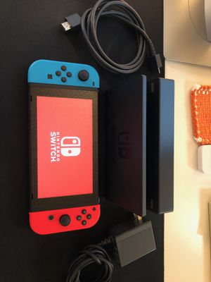 Nintendo Switch for Sale in Huntington Beach, CA