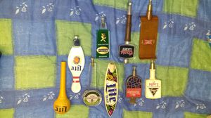 ASSORTMENT OF BAR TAPS FROM LATE 70s-80's for Sale in FL, US