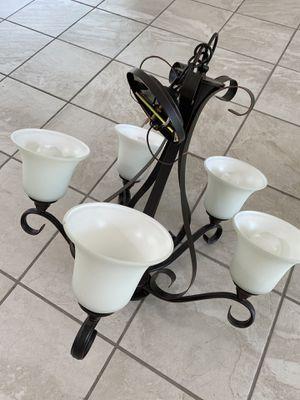 5 Light Chandelier for Sale in Alexandria, VA