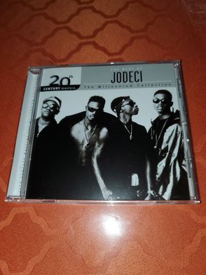 Jodeci Greatest Hits CD for Sale in The Bronx, NY