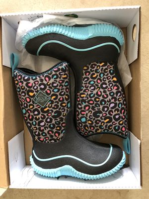 Girl Muck Boots Size 13 Kids for Sale in Hanover, NJ