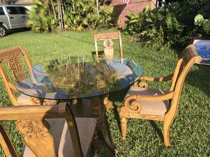 Dining Room Table $200 obo for Sale in Miami, FL