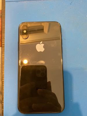 iPhone X unlocked 64gb for Sale in Portland, OR