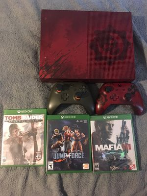 Xbox one gears or war skin for Sale in Miami, FL