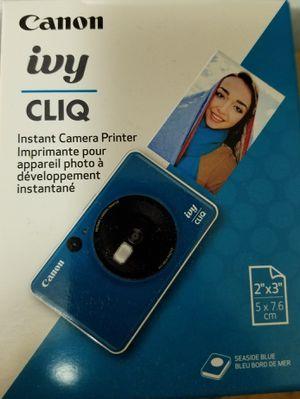 Canon Cliq instant digital camera! for Sale in New York, NY