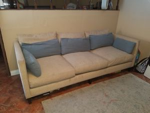 Beige sofa for Sale in Huntington Park, CA