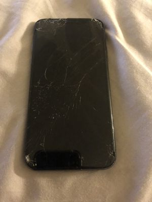 iPhone X 256 gb black for Sale in San Diego, CA