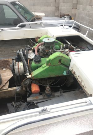Boat foe parts with trailer for Sale in Las Vegas, NV
