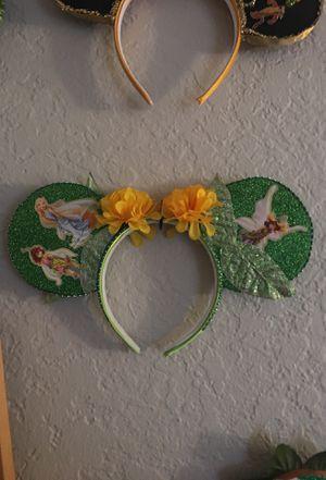 Tinkerbell Fairy Friends Disney Ears for Sale in Riverside, CA
