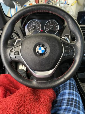 Bmw sport line steering wheel OEM!! for Sale in Bowie, MD