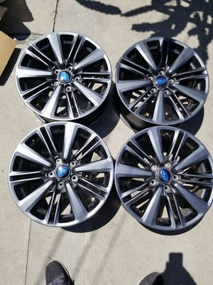 "Subaru wrx 15-20 17"" oem wheels for Sale in Lakewood, CA"