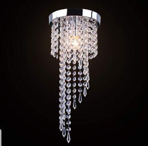 Modern Crystal Chandelier Flush Mount Light Fixture for Hallway, Porch, Kitchen for Sale in Los Angeles, CA