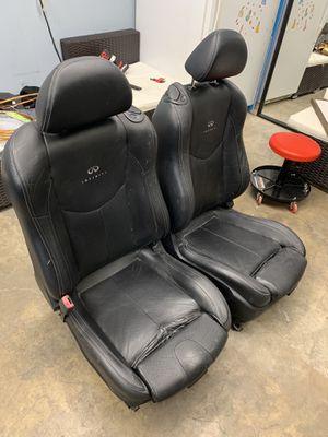 Infiniti G37 sport seats for Sale in Arlington, TX
