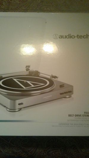 Automatic Belt-Drive Turntable for Sale in Sanger, CA