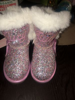 9C Juicy Couture boots brand new. for Sale in Washington, DC