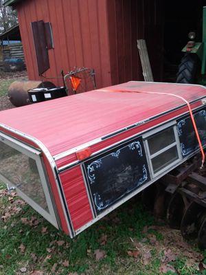 Vintage camper shell for Sale in Somerville, AL
