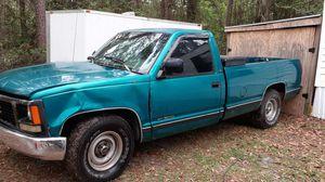 1994 GMC Sierra Truck 2wd, like chevy, chevrolet, silverado for Sale in Kingsland, GA