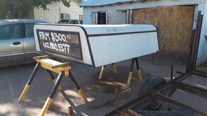 Camper Shell for Sale in Phoenix, AZ