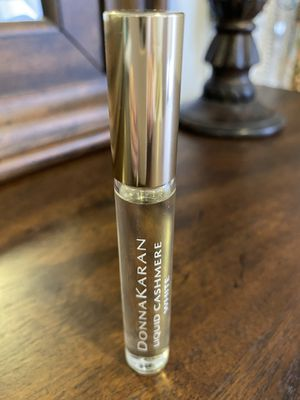Donna Karan Liquid Cashmere White Eau De Parfum rollerball/roll on for Sale in Coral Gables, FL