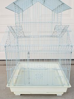 Bird Cage - White for Sale in Glendale,  AZ