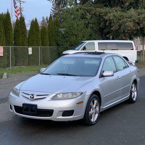 2007 Mazda Mazda6 for Sale in Lakewood, WA