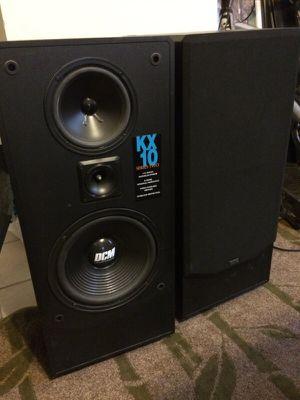DCM Floor Surround Speakers for Sale in Orlando, FL