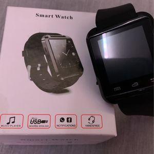 Smart Watch (Black) for Sale in Walnut, CA
